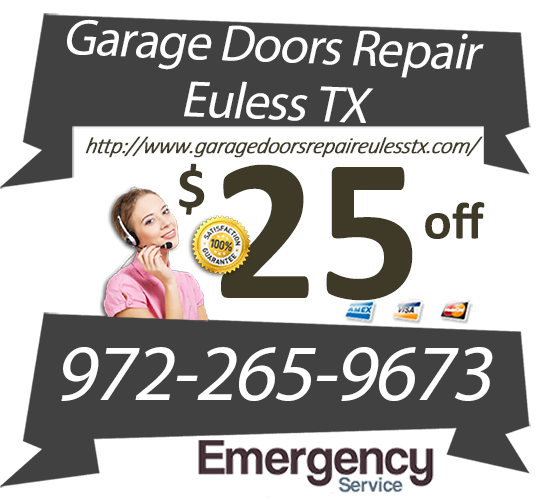 Garage Doors Repair Euless TX Coupon